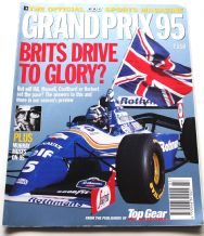 GRAND PRIX 95 Official BBC Sports Magazine